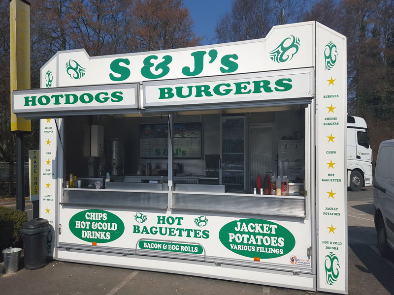S & J Mobile & Static Catering Units -The ultimate in mobile Catering Unit 2 Hampshire, Berkshire, Dorset, Surrey, Wiltshire and the UK Events and Function Catering Mobile Catering Link